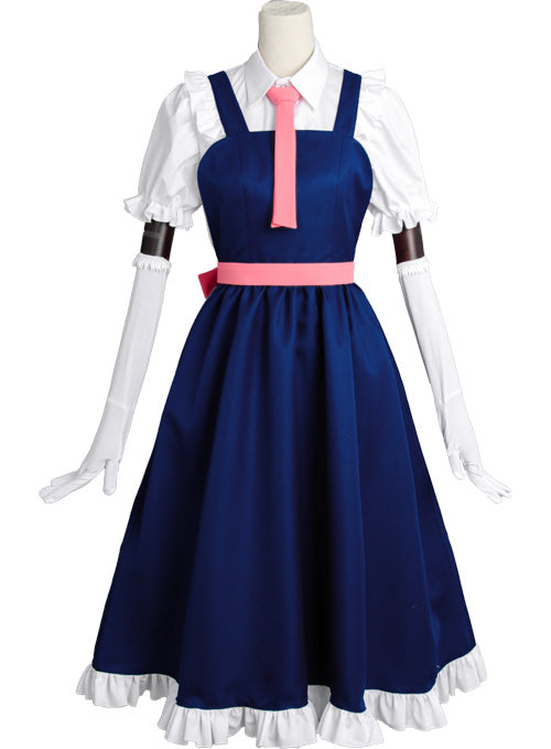 Miss Kobayashi-san Dragon Maid Toru Tohru Maid Uniforme Cosplay Costume