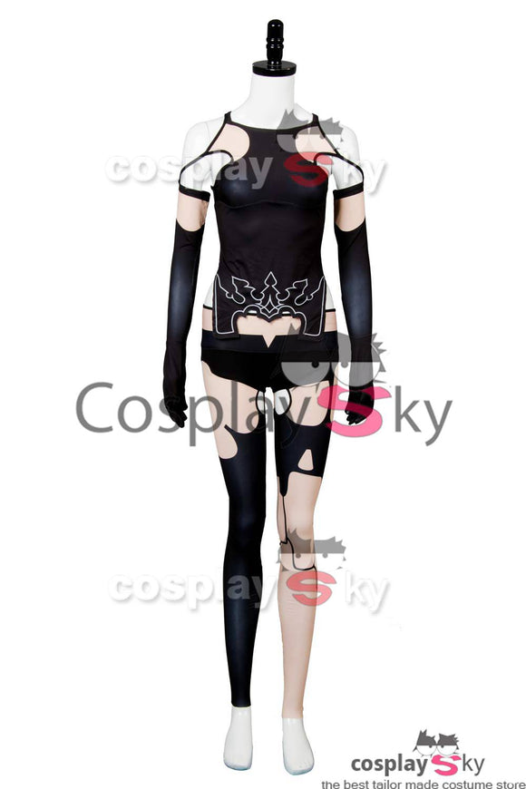 NieR: Automata A2 YoRHa Type A No. 2 Uniforme Cosplay Costume
