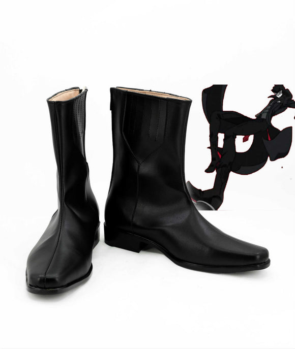 Persona 5 Joker Bottes Cosplay Chaussures