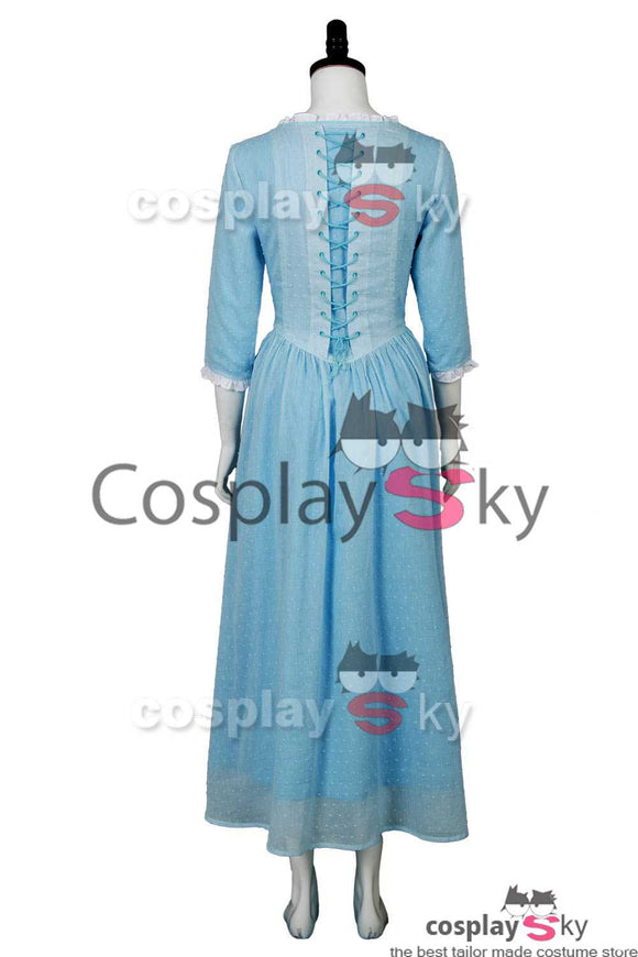 Pirates des Caraïbes 5 Dead Men Tell No Tales Carina Smyth Robe Cosplay Costume