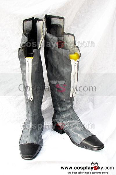 Shin Megami Tensei: Persona 4 Cosplay Chaussures Grises