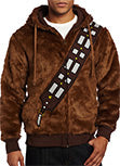 Star Wars I Am Chewie Chewbacca Costume Cosplay Veste