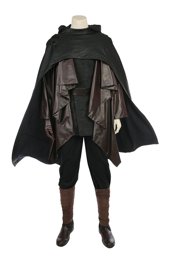 Star Wars 8 Les Derniers Jedi Luke Skywalker Cosplay Costume