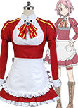Sword Art Online Lisbeth Rika Shinozaki Cosplay Costume
