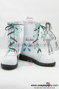 Taiwan Voicemith Chanteuse Virtuelle  Xia Yuyao  Cosplay Chaussures