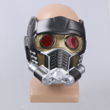 Guardians of the Galaxy 2 Peter Jason Quill Starlord Masque Casque Cosplay Accessoire