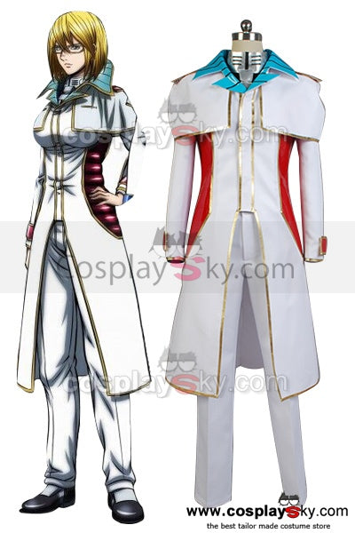 Terra Formars Uniforme Pour Femme Cosplay Costume