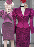 Hunger Games Effie Trinket Robe Cosplay Costume