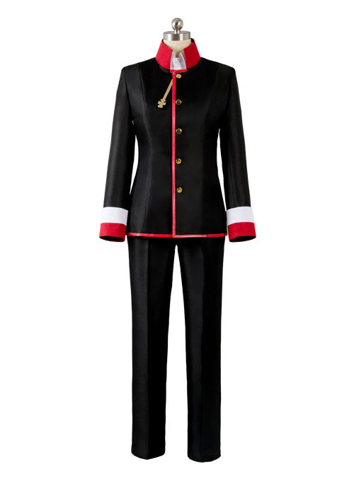 The Royal Tutor Leonhard von Glanzreich Uniforme Cosplay Costume