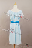 Twiligh Ttentation  Bella Robe Bleue Claire Cosplay Costume