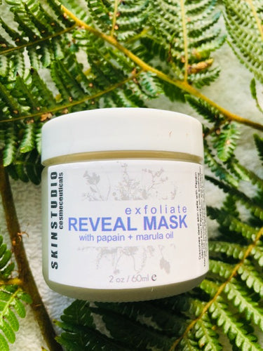 REVEAL MASK with papain and marula oil by SKINSTUDIO