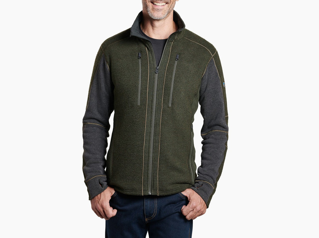 KUHL INTERCEPTR FLEECE JACKET