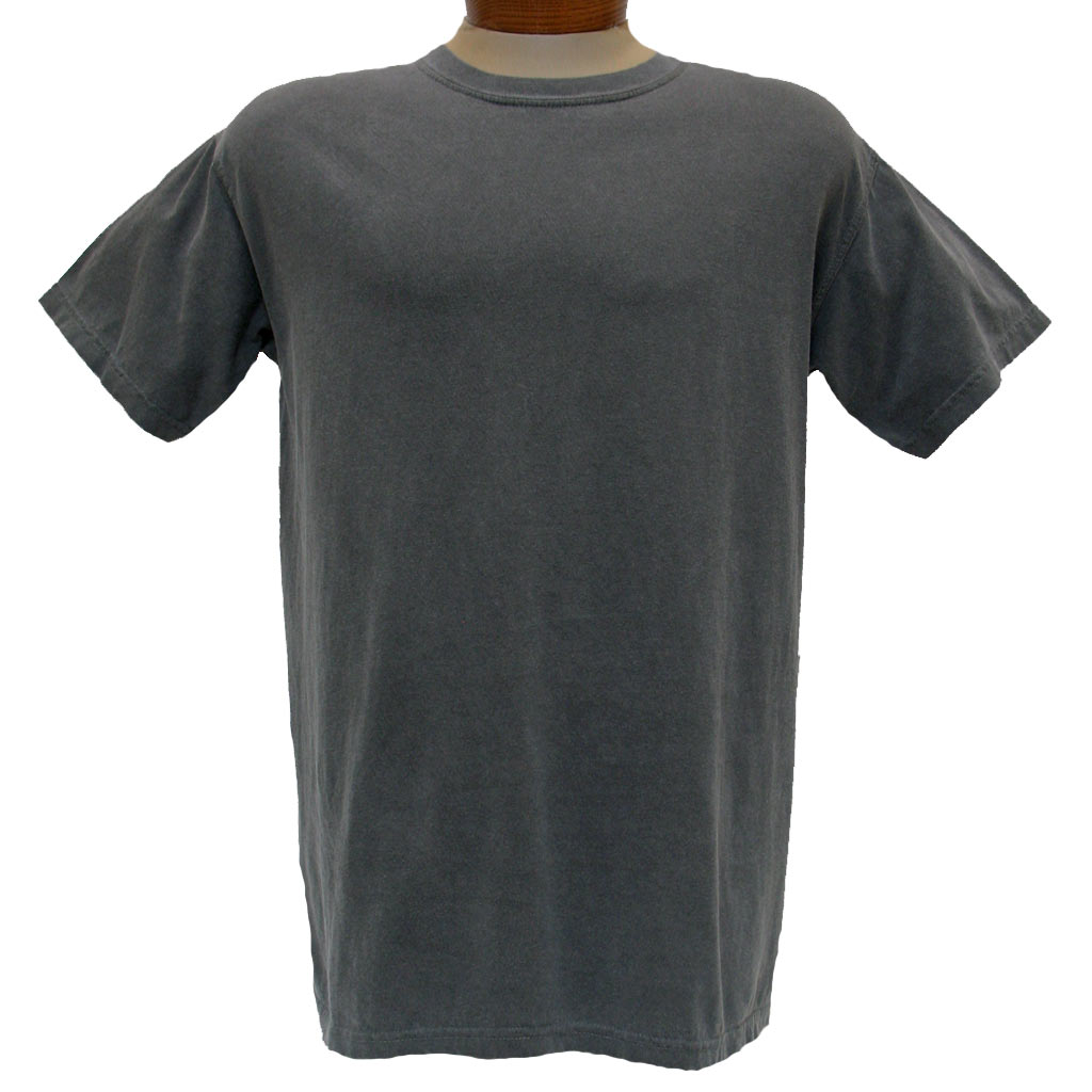 r. options, Short Sleeve Pigment Dyed Tee Shirt