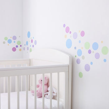 Dotty Dot Dot Wall Stickers
