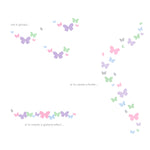 Butterfly Wall Decor for Children's Rooms