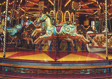 Carousel 500 Piece Jigsaw Puzzle