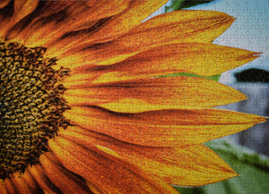 Sunflower Jigsaw