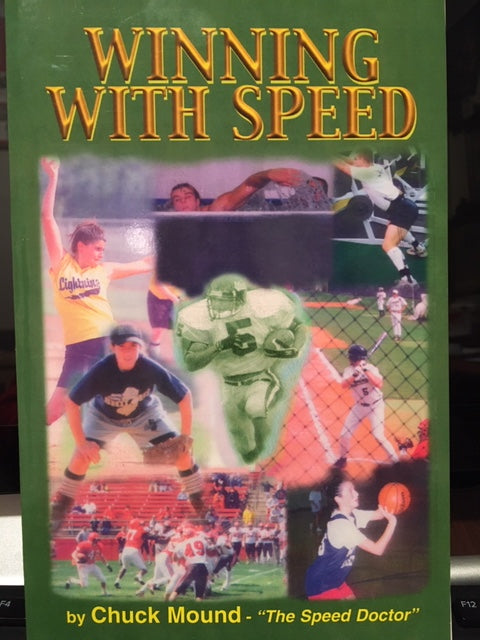 Winning with Speed Book by Chuck Mound - Paperback 111 Pages