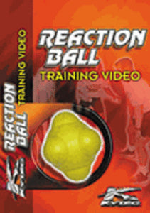 REACTION BALL / SUPER REACTION BALL DVD - Increase your SKLZ!