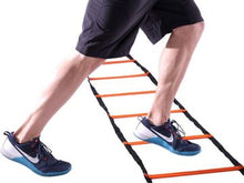SPEED FOOT LADDER - For Agility, Speed, Quickness and Reaction