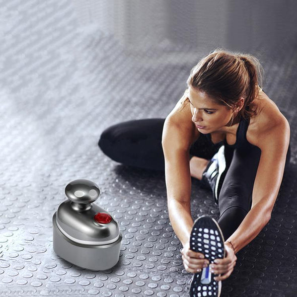 Mobile sports massager incorporates powerful percussion massage - cordless, compact and portable. Sport Messager Sewobye