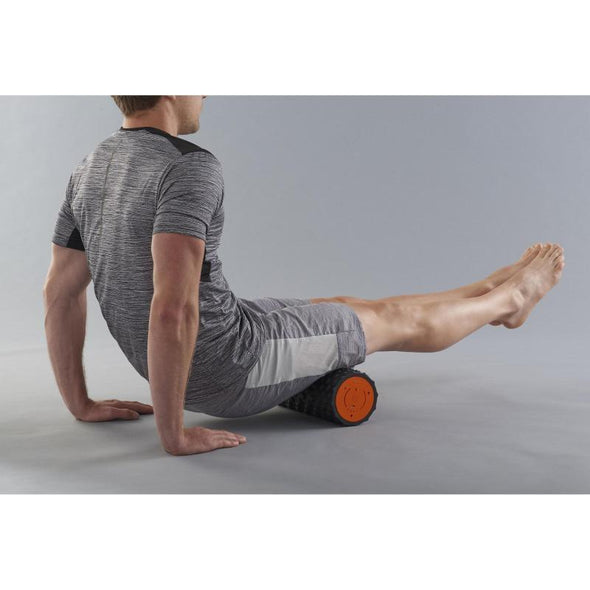 Vibrating Foam Roller - 5-Speed Massager and Roller for Muscle Recovery, Deep Tissue Trigger Point Massage Therapy Sport Messager Sewosports