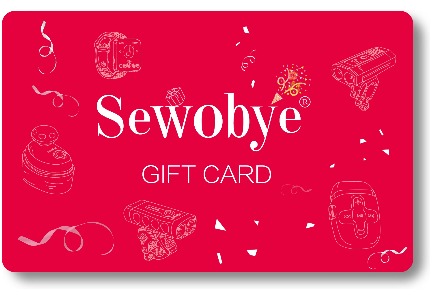 No.9-US$25 SEWOBYE E-GIFT CARD