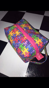 Handmade Boxy Bag