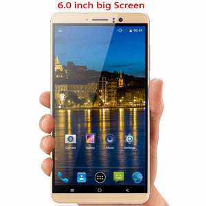 XGODY Y14 6.0 Inch Android 5.1 Smartphone Quad-Core 2SIM 8GB 3G/GSM GPS IPS Support Straight Talk Android phone