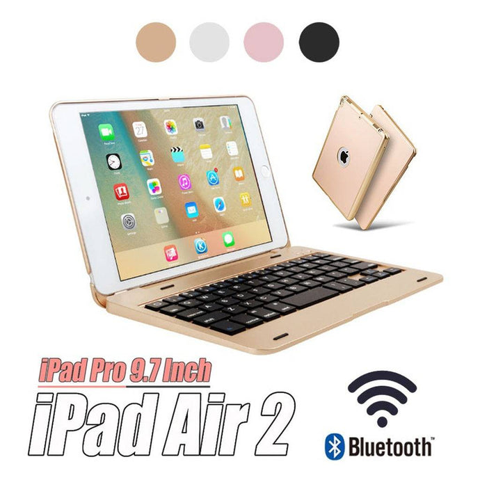 Beautifully Flipped Air 2 Pro9.7 Wireless External Keyboard Professional IPad Ultra-thin Wireless Bluetooth Keyboard
