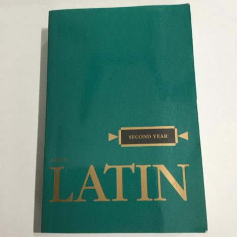 Henle Latin Second Year Text