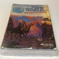 New World History & Geography Set 3rd Edition
