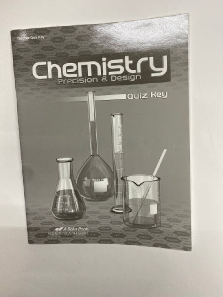 Chemistry - Quiz Key