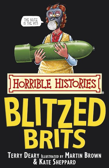Horrible Histories Blitzed Brits