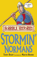 Horrible Histories Stormin' Normans