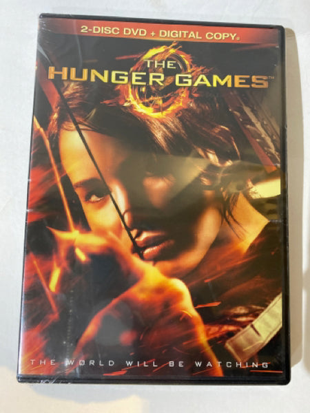 The Hunger Games DVD: The World Will Be Watching