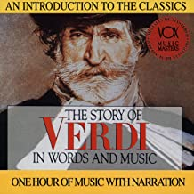 The Story of Verdi in Words and Music CD