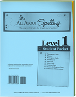 All About Spelling Level 1 Materials