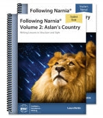 Following Narnia Volume 2: Aslan's Country Set