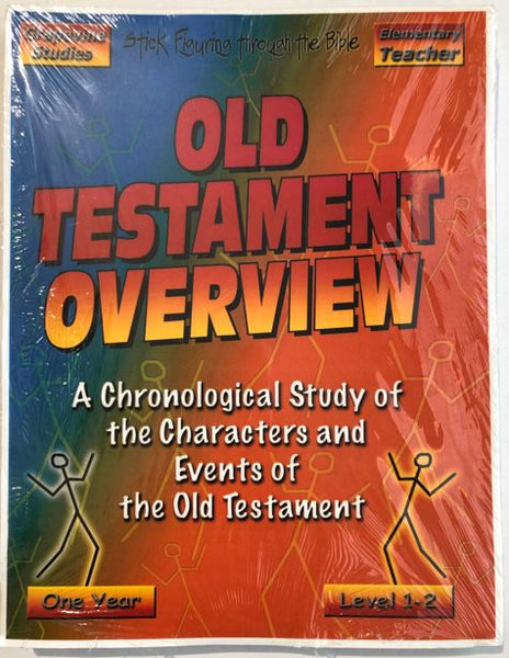 Grapevine TE 1-2 Old Testament Overview