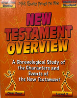 New Testament Overview Level 2 Student Edition