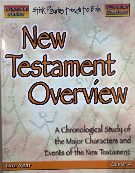 New Testament Young Teen Level 4