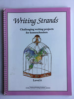 Writing Strands Level 6