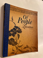 Of People Text 4th Edition
