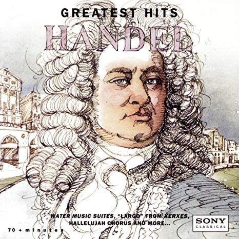 Greatest Hits Handel Music