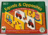 Equals & Opposites Game