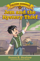 Jem and the Mystery Thief #3 Goldtown Beginnings