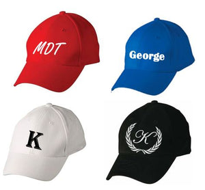 80461578c72 PERSONALISED KIDS COLOURED BASEBALL CAP - NAME OR INITIAL – Theodore ...