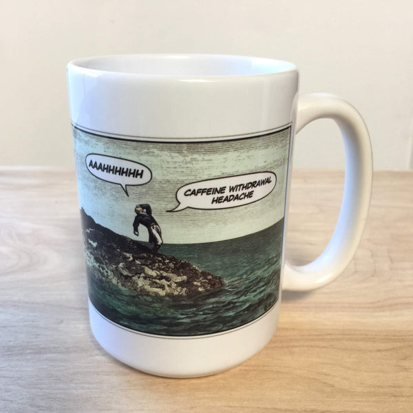 Any Wondermark Comic on a MUG