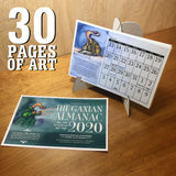 2021 Wondermark Calendar (Download & Print)